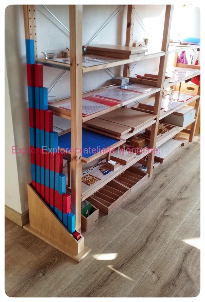 Etriché, soutien scolaire Montessori