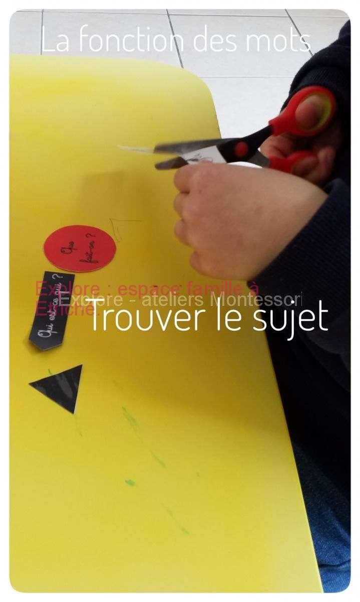 Soutien scolaire Montessori en Anjou Loire et Sarthe