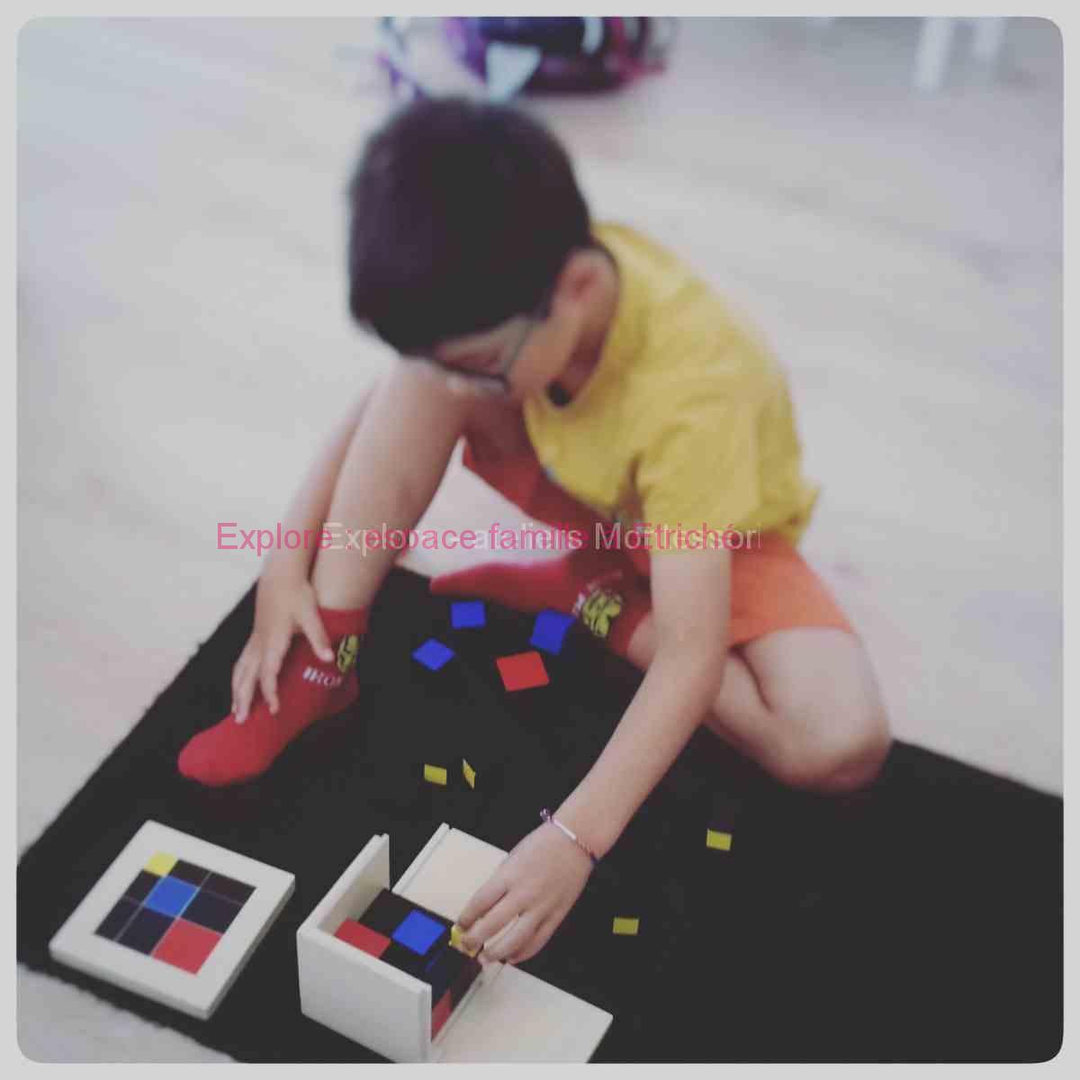 Cube du binôme, l'approche différente des mathématiques