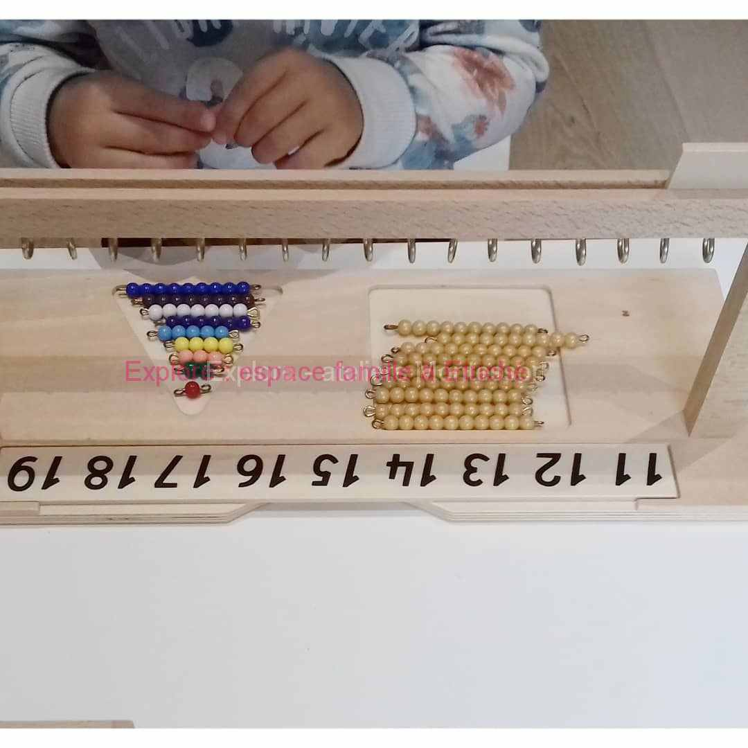 Soutien scolaire en mathématiques avec la méthode Montessori