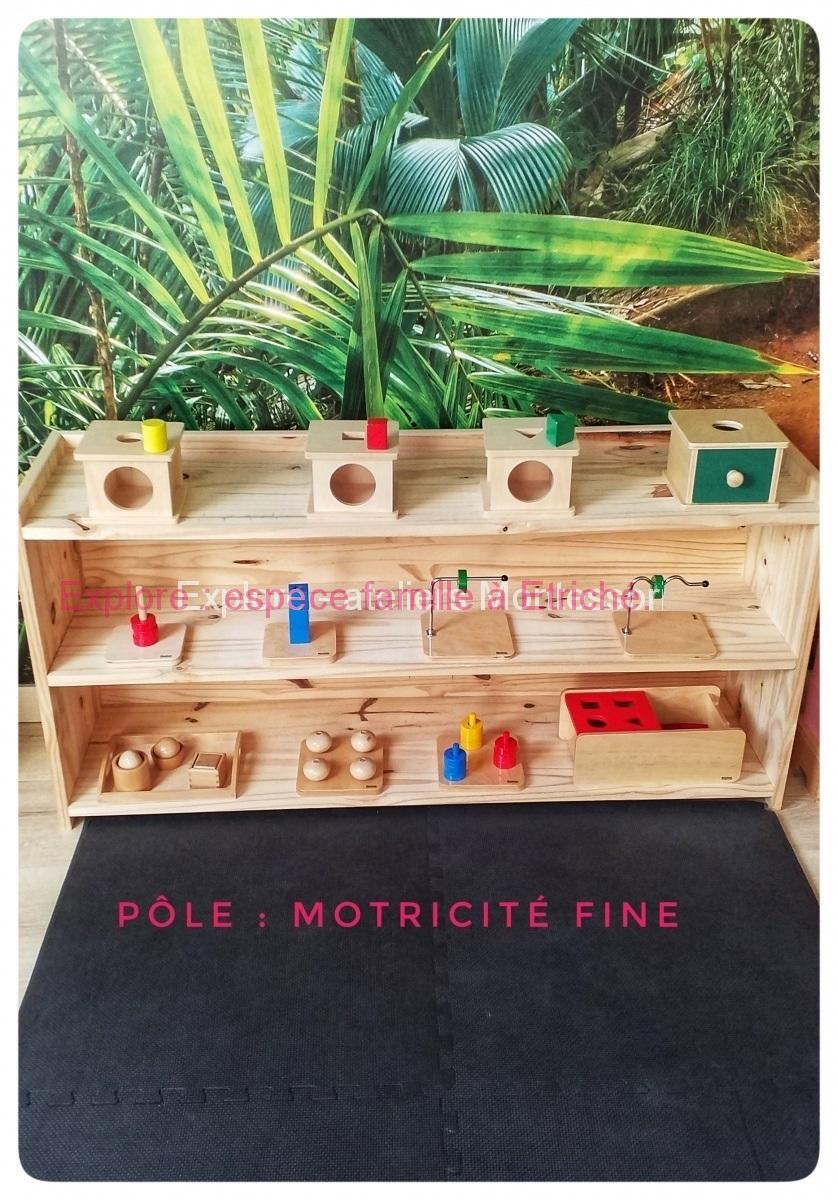 Atelier Montessori pour Enfant à Etriché, 49330
