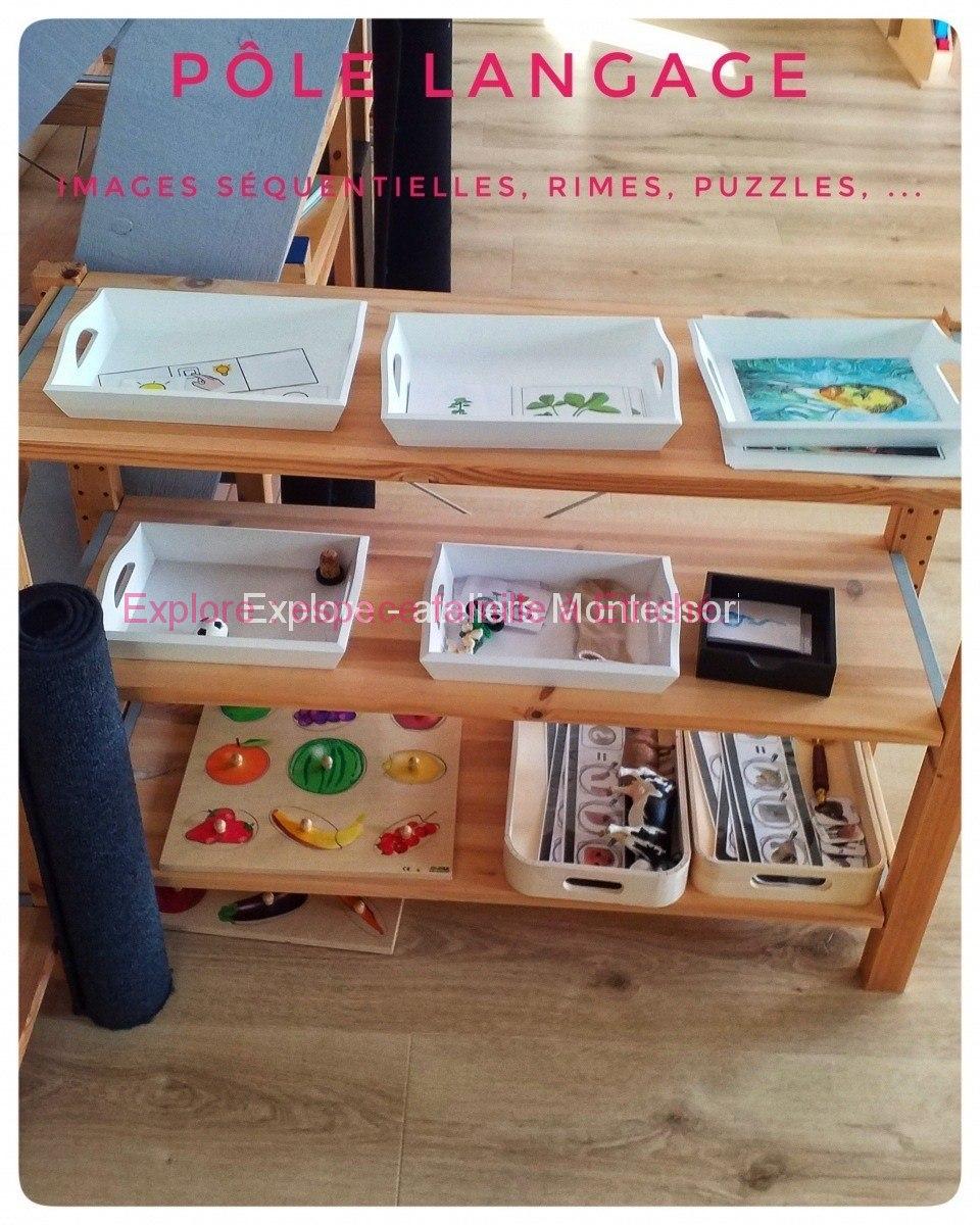 Atelier Montessori s'installe à la campagne