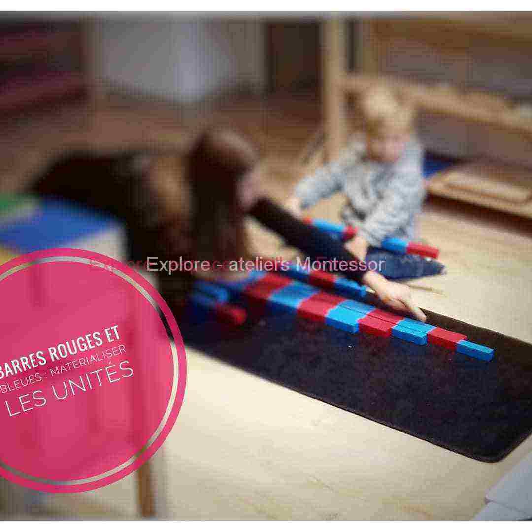 Angers, ateliers Montessori pour parent et enfant