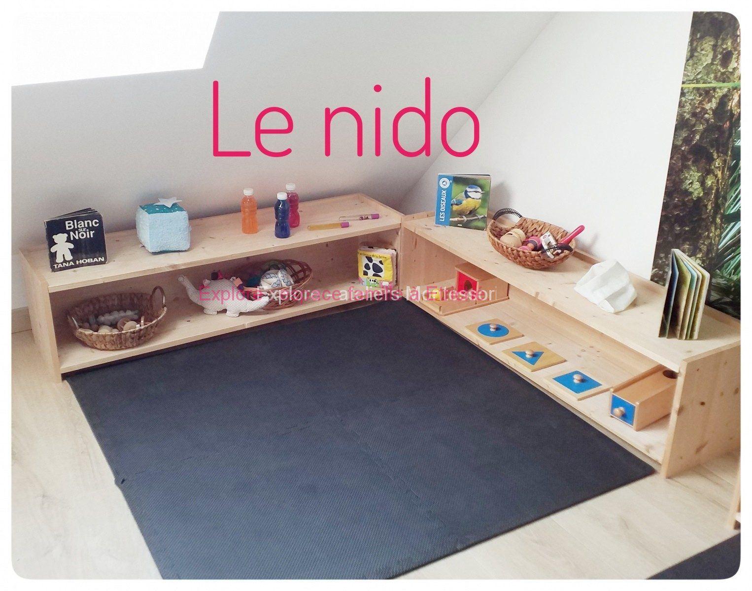 """Atelier Montessori """"parent-enfant"""""""