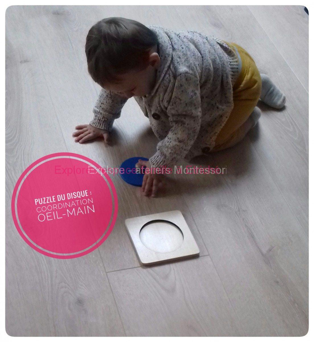 "Angers, atelier Montessori ""parent-enfant"""
