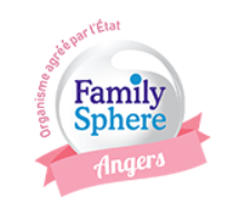Family sphère Angers. Montessori. Bienveillance. Enfants. Bébé. Nounous à domicile.